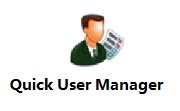 Quick User Manager汉化版